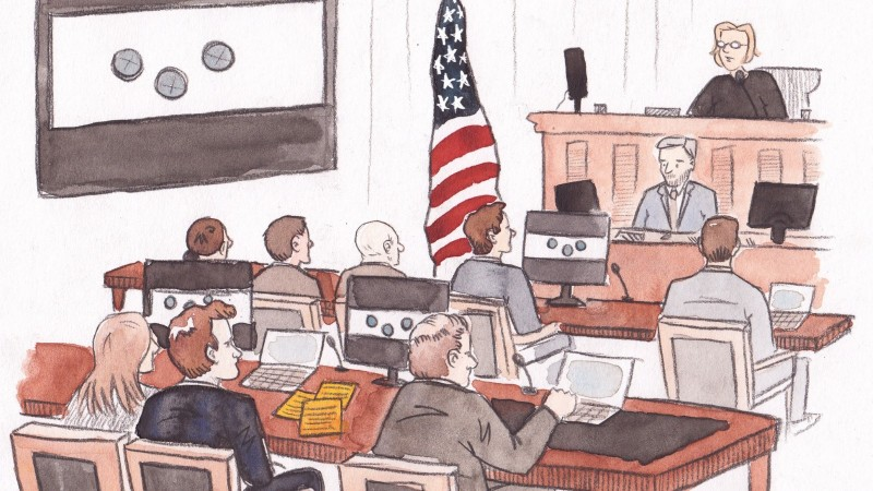 Trial of Alleged Silk Road Founder