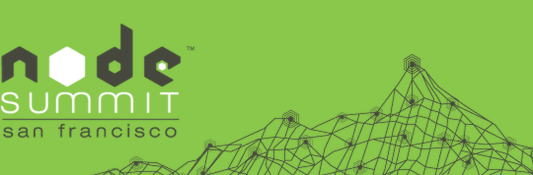 Follow Node Summit 2015 as Node.js transforms computing for all