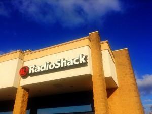 radio shack storefront