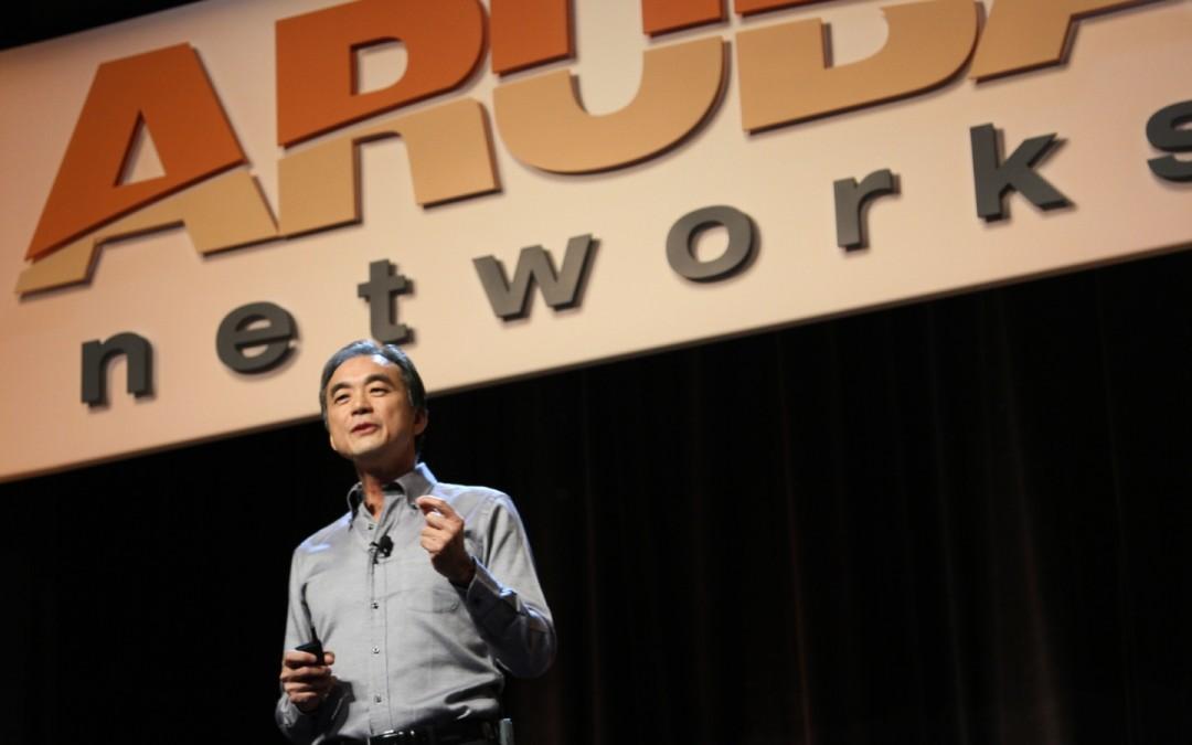 Network Wars: Aruba give HP needed credibility in wireless market