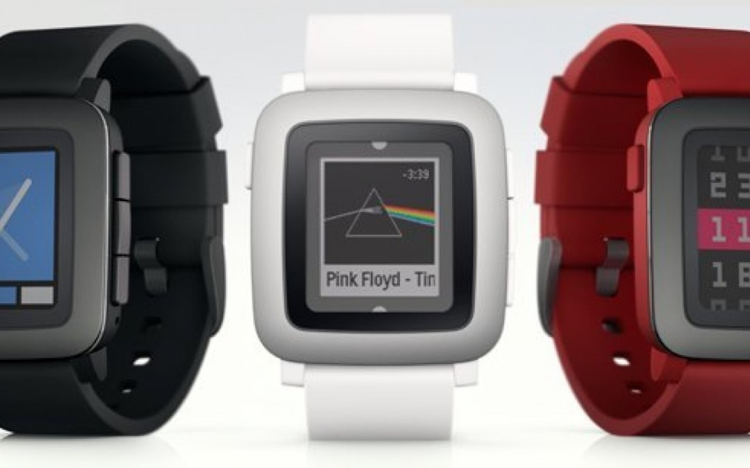 Pebble Time Kickstarter raised more than $20M with more ...