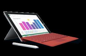 Microsoft Surface 3 tablet (Microsoft Corp.)