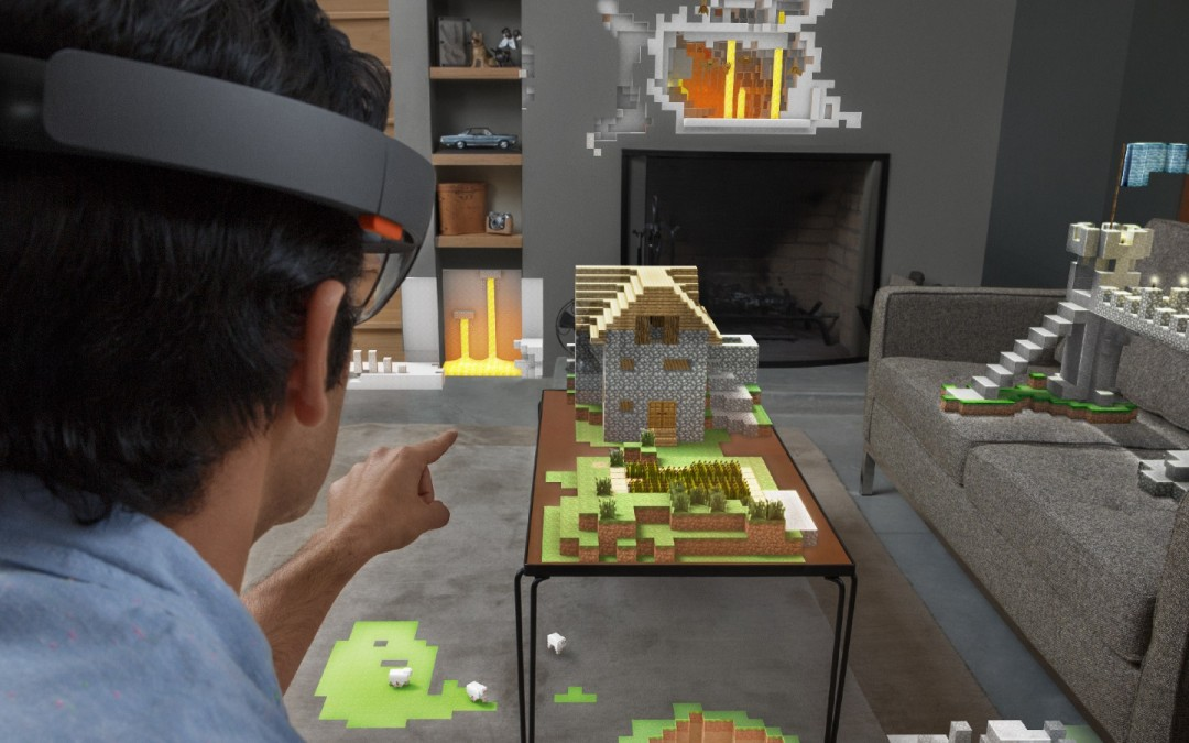 Will microsoft mount a challenge in the virtual reality - Rearrange my room virtual ...