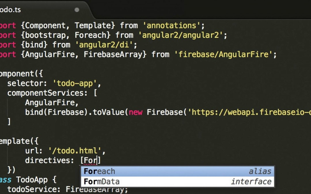 Strange bedfellows: Google deal with Microsoft sees AngularJS 2 adopting TypeScript