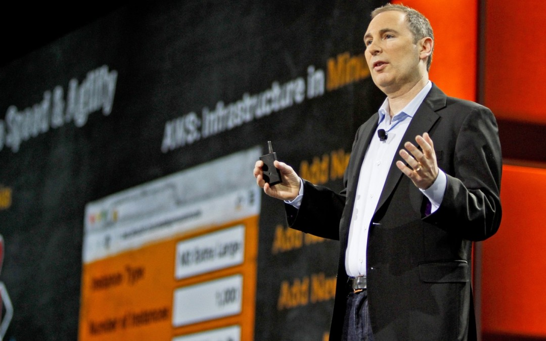 VMware & AWS Announce VMware Cloud on AWS