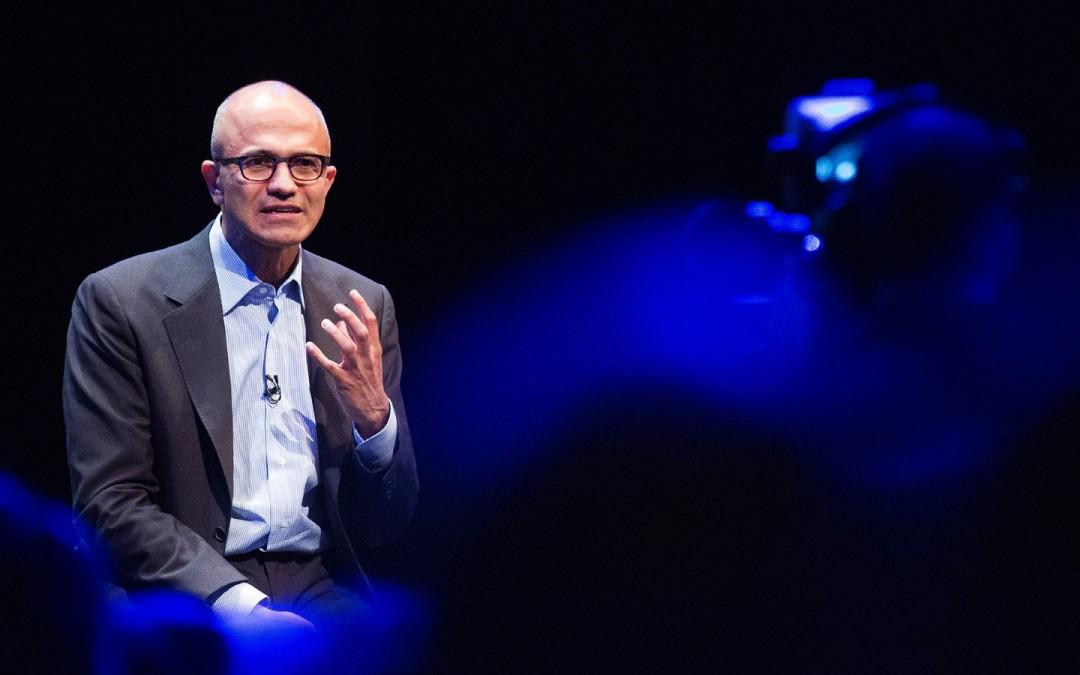 Report: Microsoft considering a bid for Salesforce