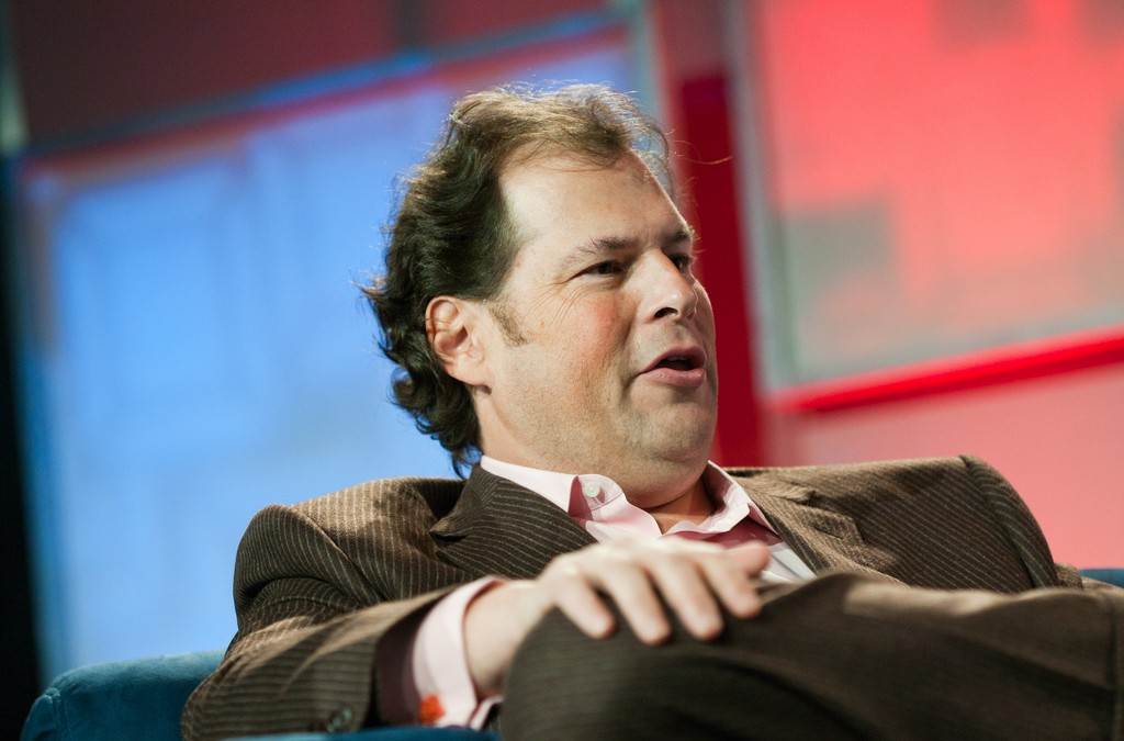 Report: Salesforce has hired bankers to field takeover offers