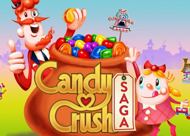 Would you like Candy Crush with Win10? you won't have a choice