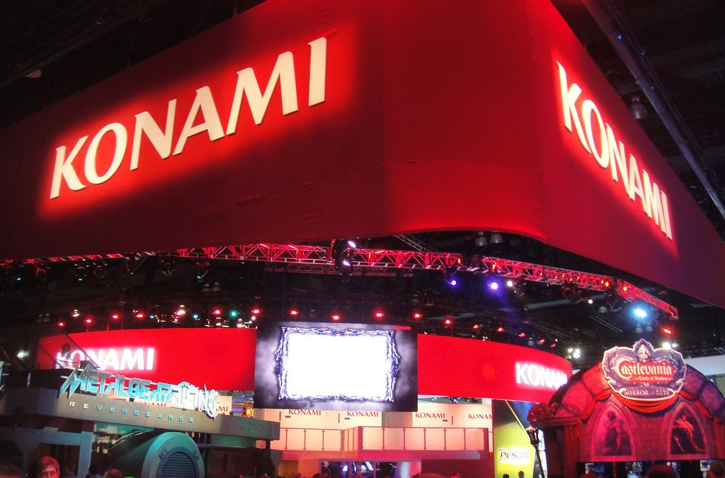 Konami promises its 'mobile first' plan is not the end of its console games
