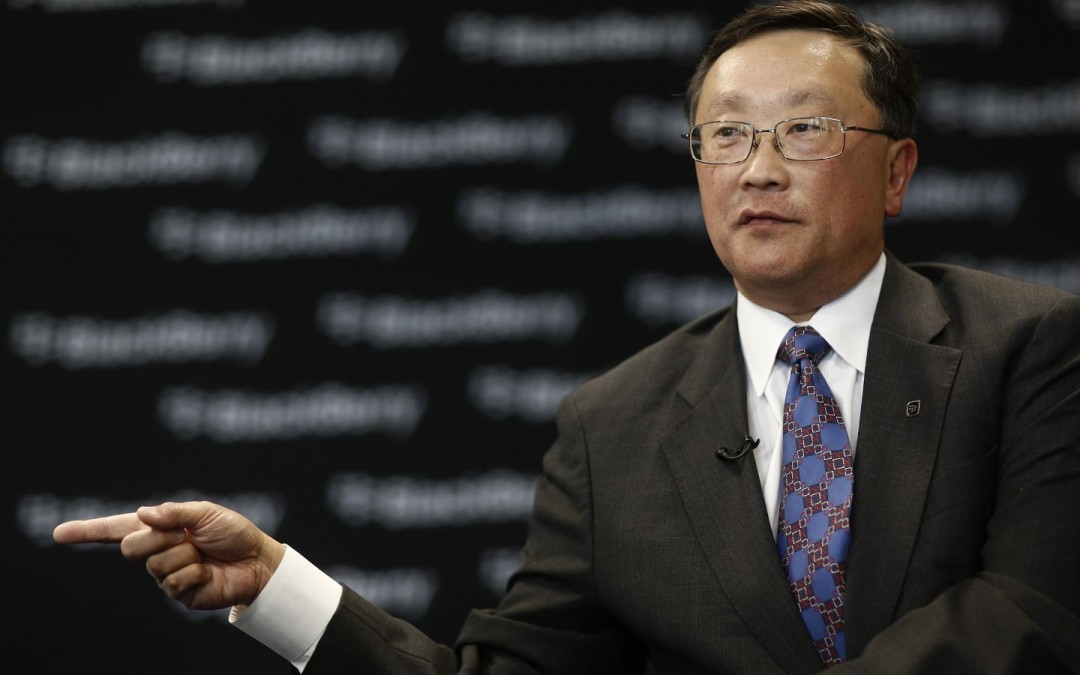 BlackBerry announces fresh round of lay-offs as it pursues profitability