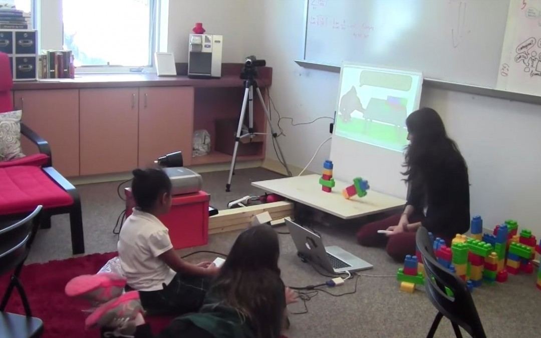 Educational games are more effective when they're hands-on, study finds
