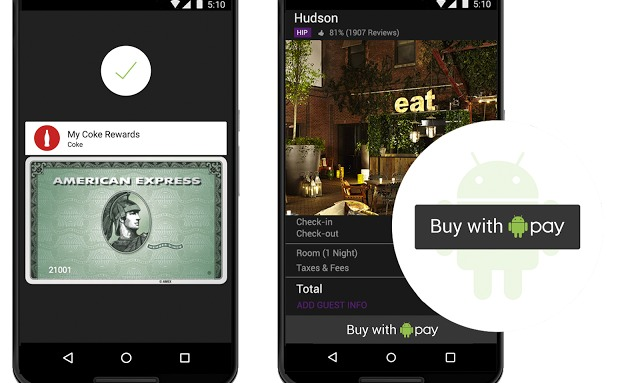 Google announces Android Pay to take the good fight to Apple, Samsung