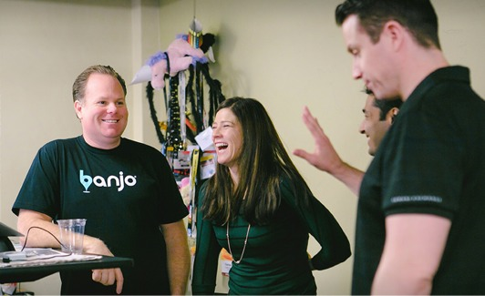 Banjo raises $100m Series C to build the see-all crystal ball of social media