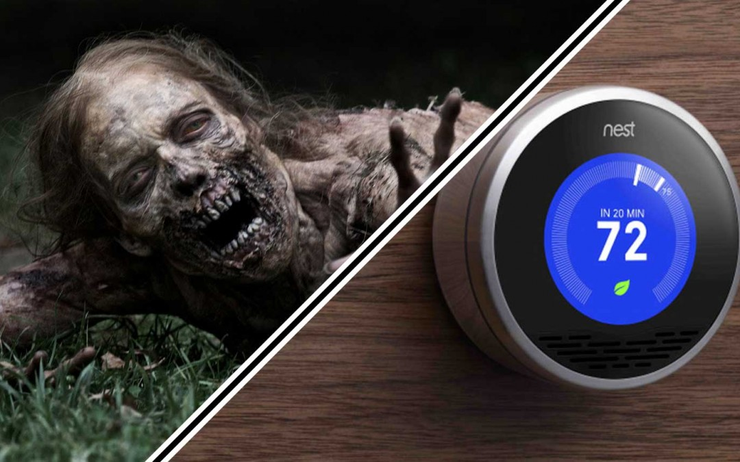Zombie Awareness Tips: How to survive the apocalypse with a smart home