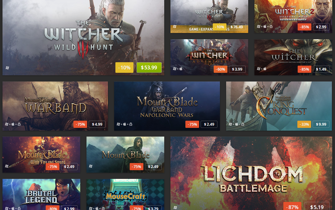 Summer Sale Steam 2015 Reddit Gog Summer Sale 2015 Opens