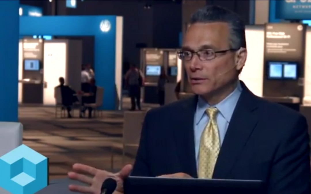 HP Discover day 3 highlights: Storage and more | #HPDiscover