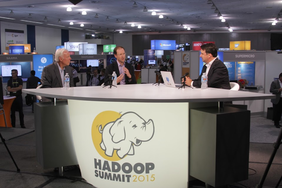 Syncsort and Dell announce joint data solution | #HadoopSummit