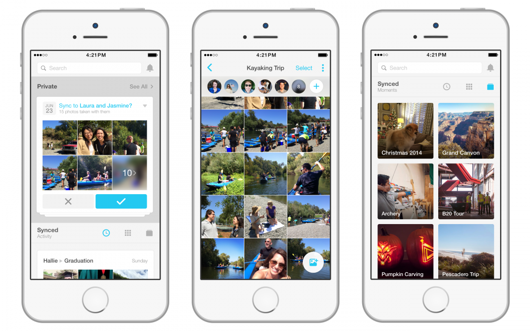 What you need to know about Facebook Moments