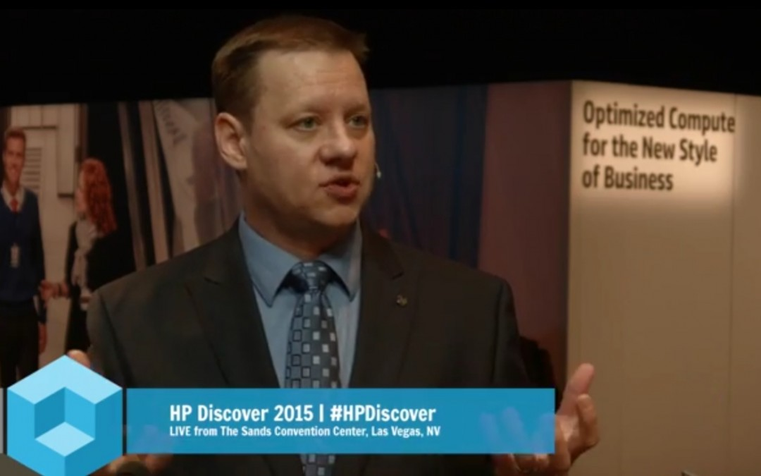 Composable infrastructure explained: HP's Project Synergy | #HPDiscover