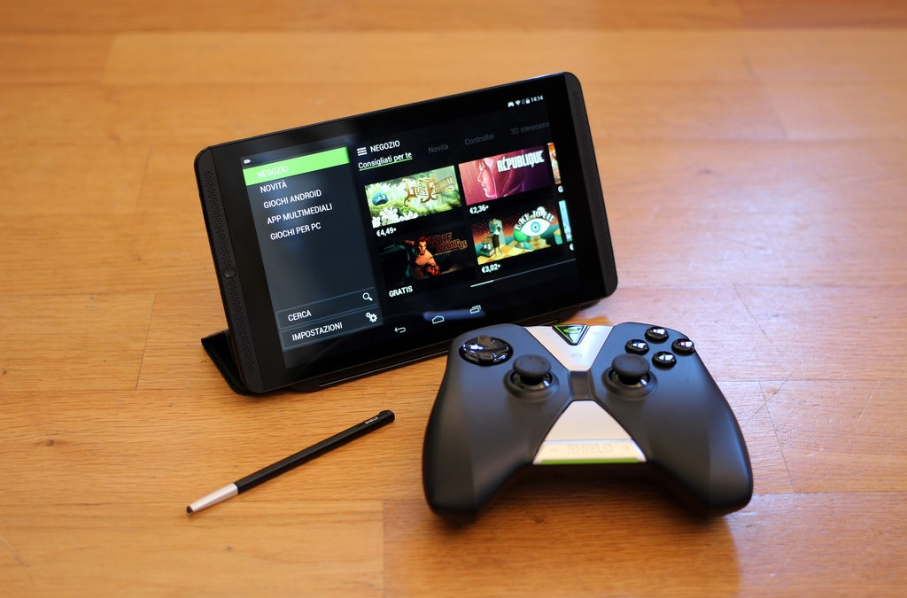 Nvidia forced to recall 88,000 Shield Tablets due to battery fire hazard