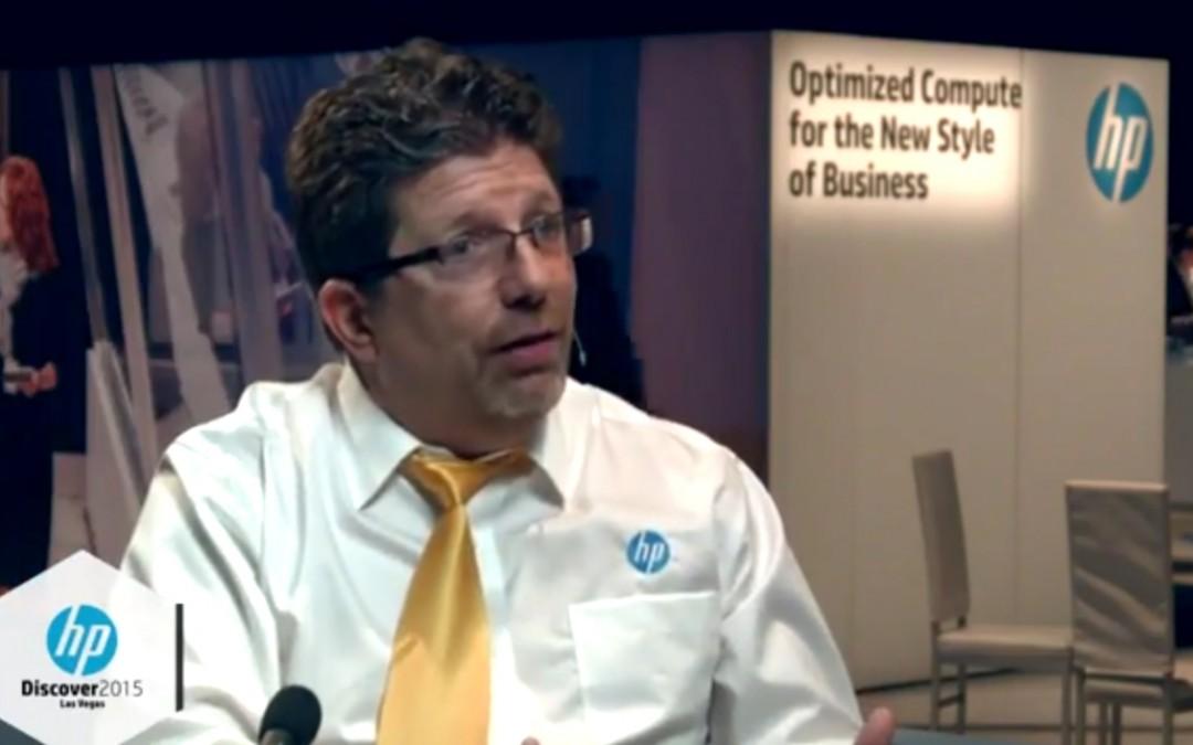 Storage, social media expert sees positives in HP split | #HPDiscover