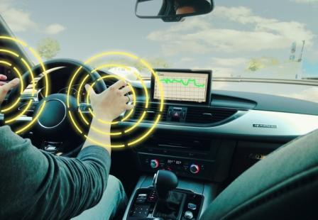 Forget smart cars, just geek up the steering wheel