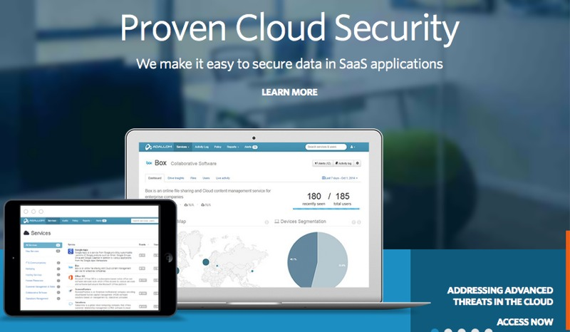 Microsoft snaps up SaaS cloud cybersecurity startup Adallom for $320m