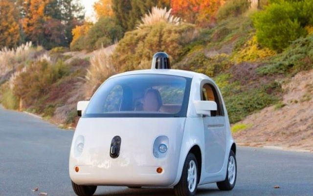 Google and Ford team up for self-driving car
