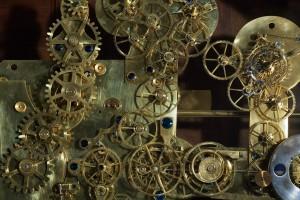 nz Zajizek Astronomical Clock machinery