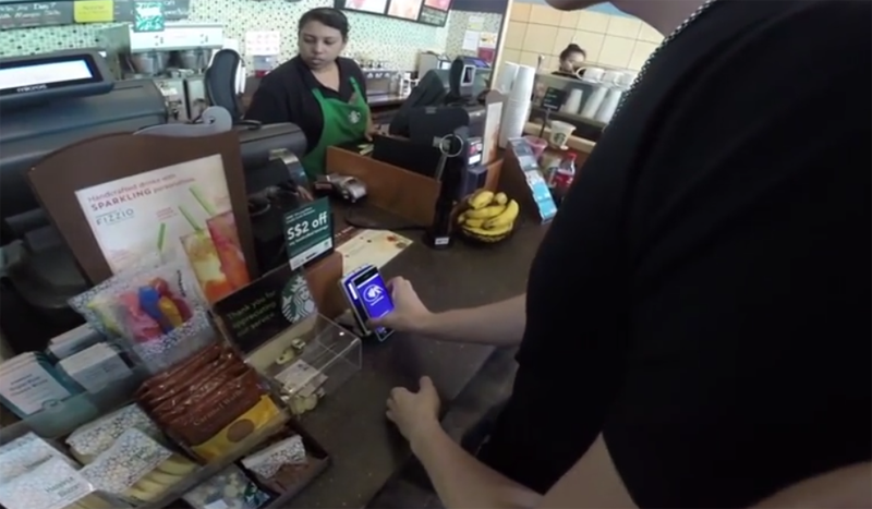 OneBit alpha testing NFC Bitcoin payments at credit card accepting merchants