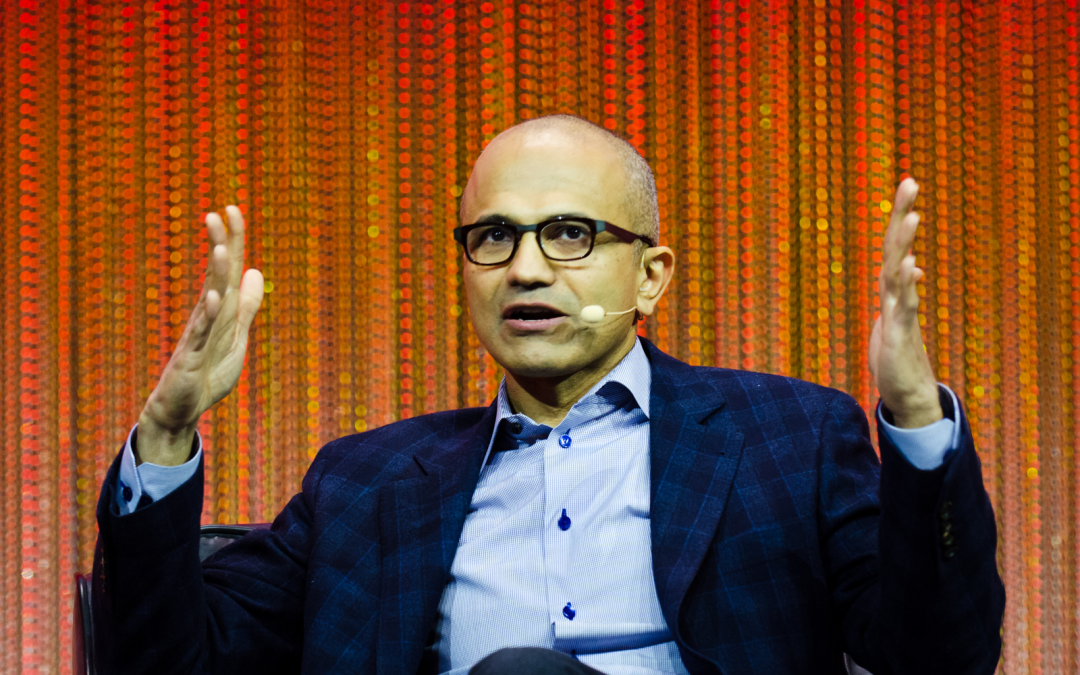 Microsoft shares hit all-time high as cloud revenues soar