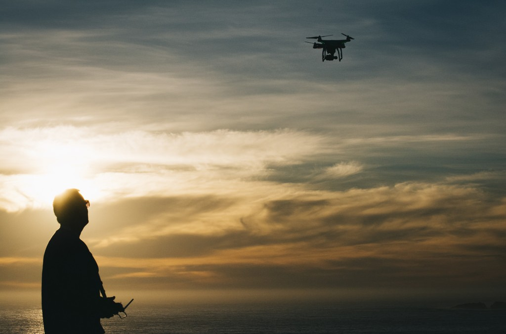 Intel bets big on drones with $60 million Yuneec investment