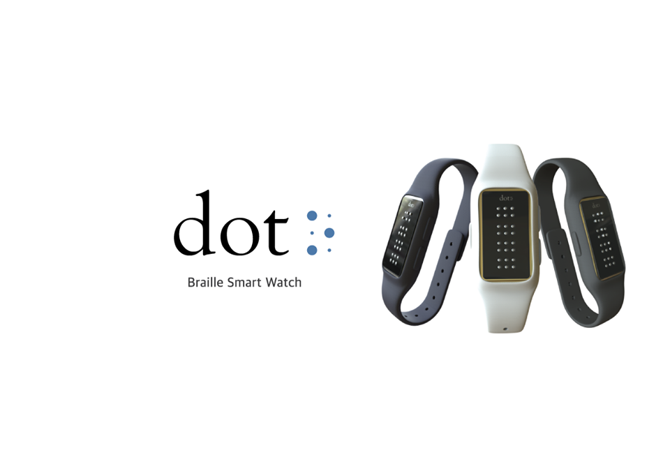 Logo Smartwatch Dot and device