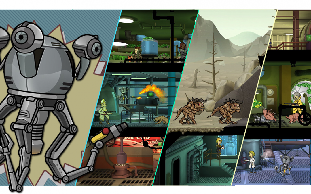 Fallout Shelter finally arrives on Android, iOS gets update with new features