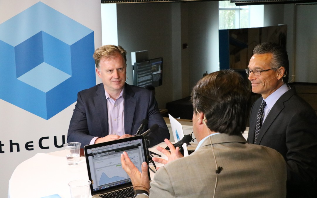 Chris Selland discusses HP's split, HAVEN and start-up strategy | #HPBigData2015