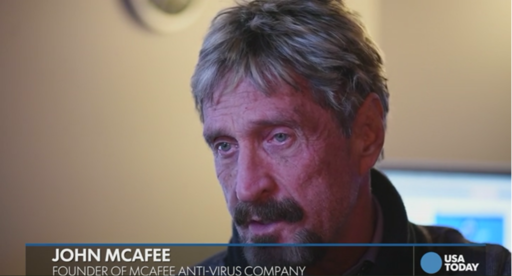 Exclusive: McAfee didn't shoot the sheriff, says Henderson County