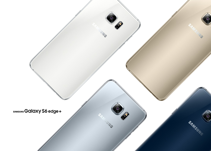 The new Galaxy S6 edge+ streams live to YouTube, includes mobile wallet | Samsung #unpacked