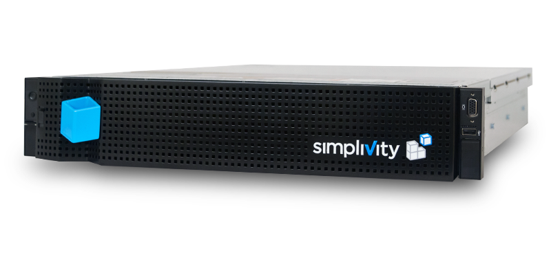 SimpliVity reboots its hyperconverged stack for globally distributed  enterprises