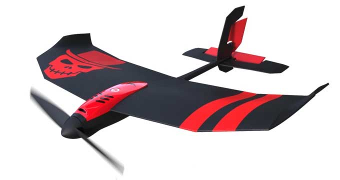 Take to the skies with TobyRich gaming drones Kickstarter for mobile