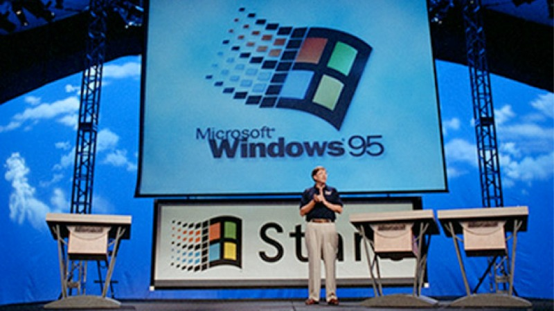 The OS that changed everything: Happy 20th birthday Windows 95
