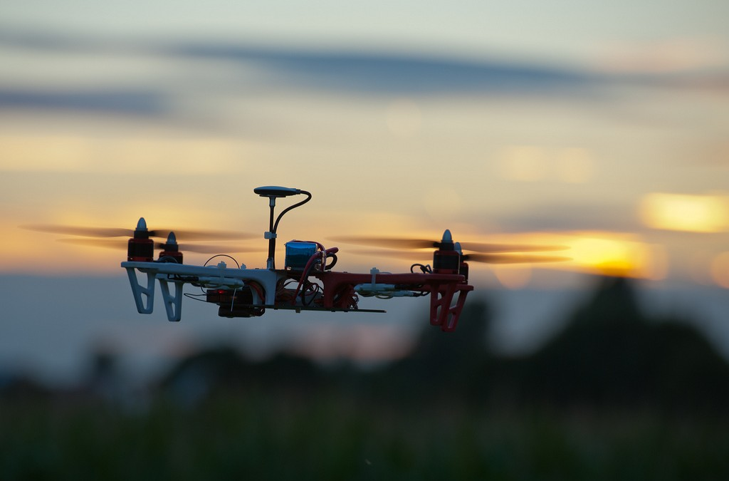 The FAA is beta-testing B4UFLY, a mobile app for drone pilots