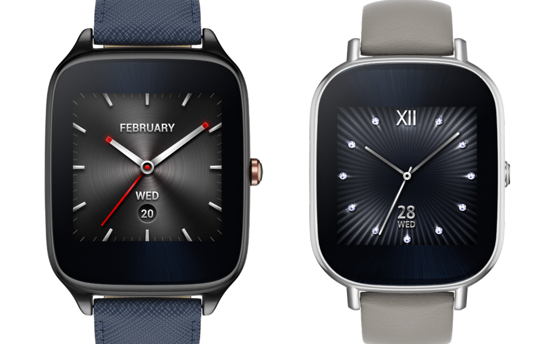 ASUS ZenWatch 2 vs. Apple Watch: Design, specs, pricing ...