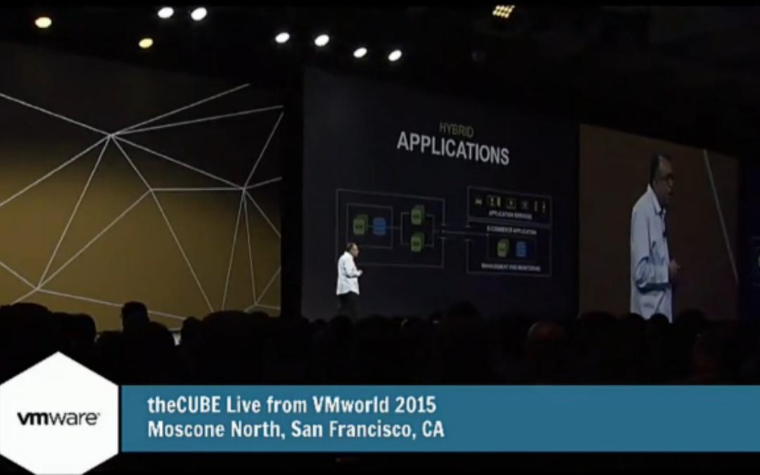 VMware and Microsoft partner for ProjectA2   #VMworld