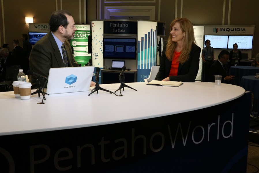 The power of the 'use case' at PentahoWorld 2015| #pworld15