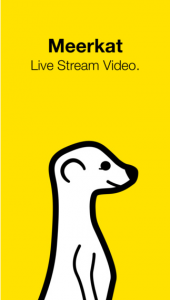 Meerkat screenshot