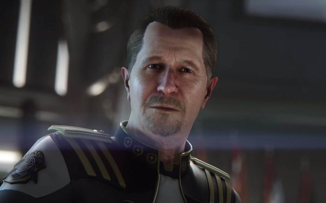 Star Citizen gets star studded cast for Squadron 42, including Gary ...