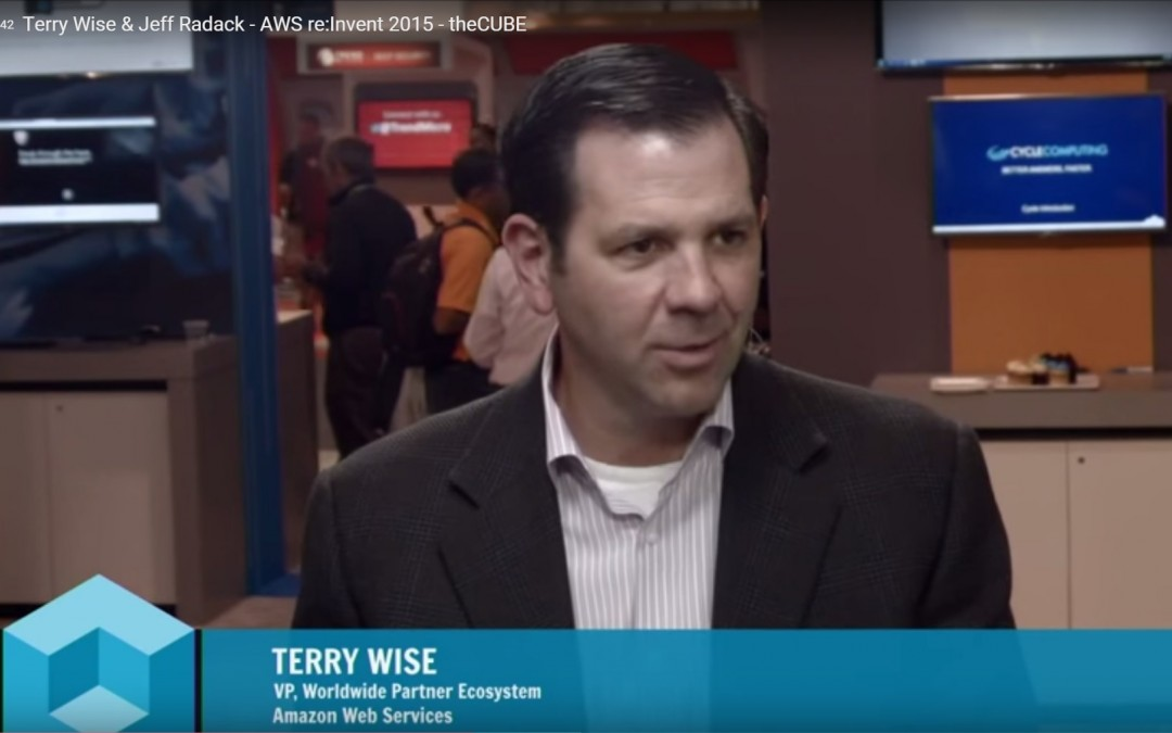 Why now? AWS speaks on Accenture team-up timing | #reinvent