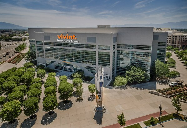 Smart home pride in Utah: Vivint renames Jazz stadium with automation, security updates to come
