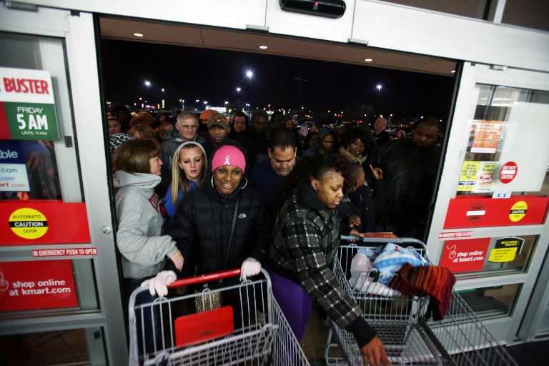 Black Friday survival guide | #BlackFriday2015
