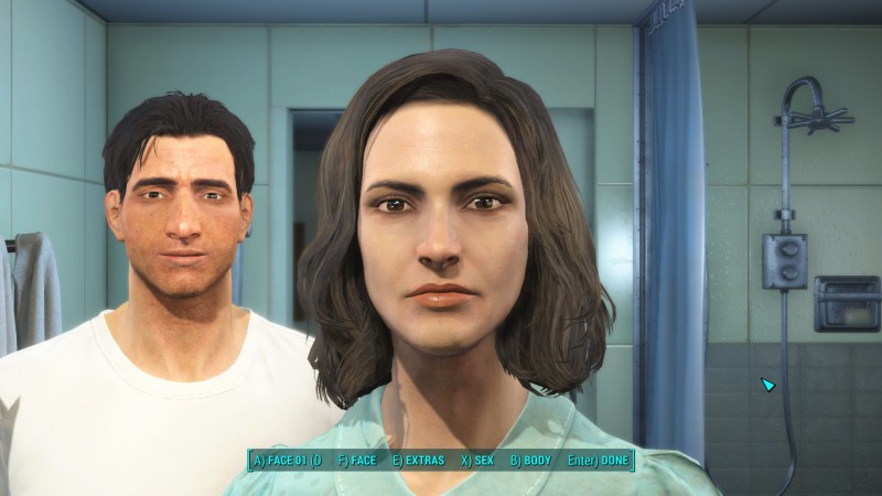 How to make a Fallout 4 character that isn't butt-ugly